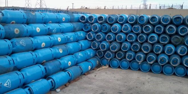 رفع سعر أسطوانة الغاز الفارغة المنزلية والصناعية Sen Syria