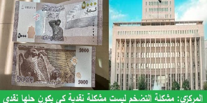 مصرف سورية