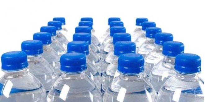 مياه شرب معبأة