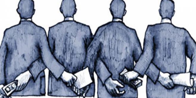 اجتثاث الفساد في المجتمع
